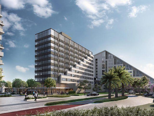 Apartamentos e salas comerciais voltadas para a nova economia